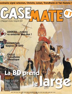 Casemate 1   Février 2008