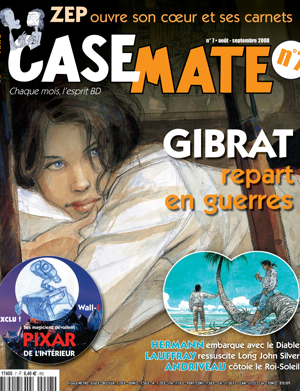 Casemate 7   Août-sept. 2008