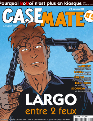 Casemate 9   Novembre 2008