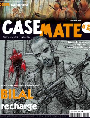 Casemate 13 | Mars 2009