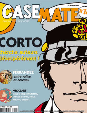 Casemate 14 | Avril 2009