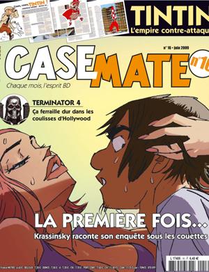 Casemate 16   Juin 2009