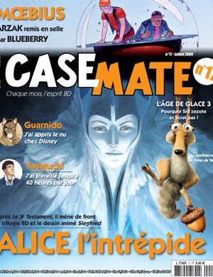 Casemate 17 | Juillet 2009