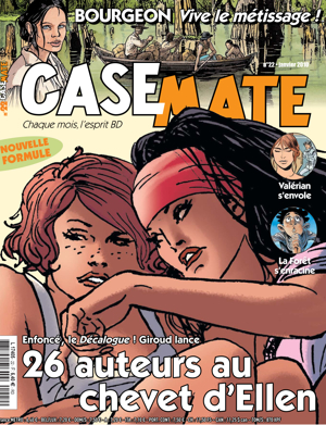 Casemate 22   Janvier 2010