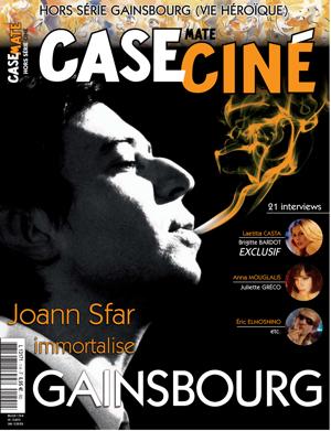 Casemate Hors Série 1 | Gainsbourg, vie héroïque