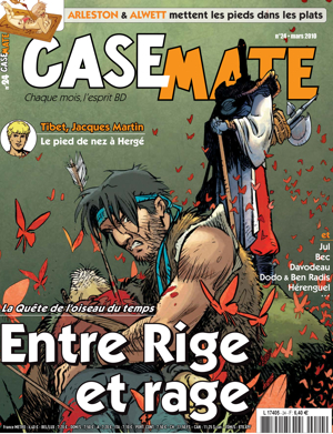 Casemate 24 | Mars 2010
