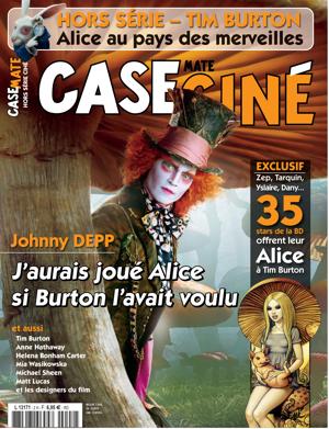 Casemate Hors Série 2 | Alice au pays des merveilles