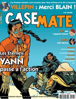 Casemate 26 | Mai 2010