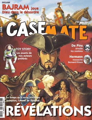Casemate 28 | Juillet 2010