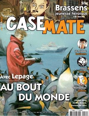 Casemate 35 | Mars 2011