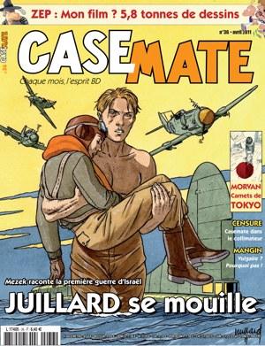 Casemate 36 | Avril 2011