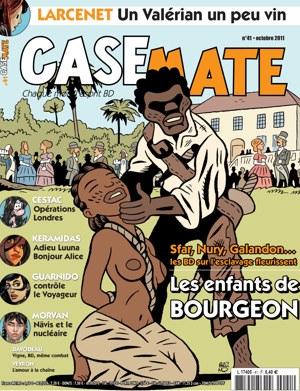 Casemate 41 | Octobre 2011