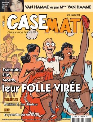 Casemate 44 | Janvier 2012
