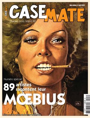 Casemate Hors Série 3 | Jean Giraud-Mœbius