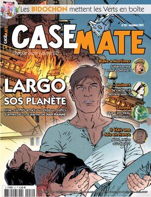 Casemate 52 | Octobre 2012