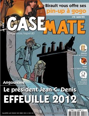 Casemate 55 | Janvier 2013