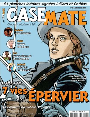 Casemate 61 | Juillet-août 2013