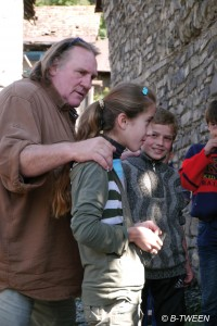 Retour au Caucase - GŽrard Depardieu dans les pas d'Alexandre Dumas