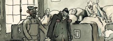 Gus Bofa : des Toubibs à La Fontaine