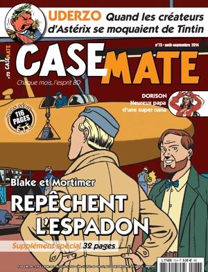 Casemate n°73, août-sept. 2014
