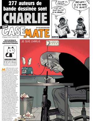 Casemate spécial Charlie