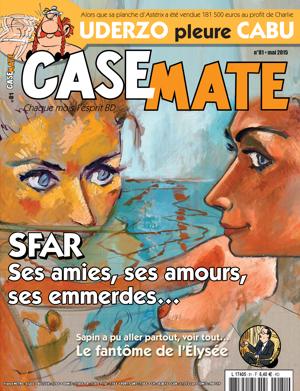 Casemate n°81, mai 2015