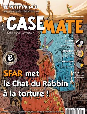 Casemate n°83, juillet-août 2015
