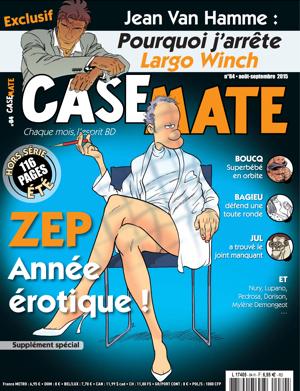 Casemate n°84, août-sept. 2015