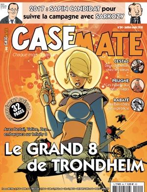 Casemate n°94, juillet-août 2016