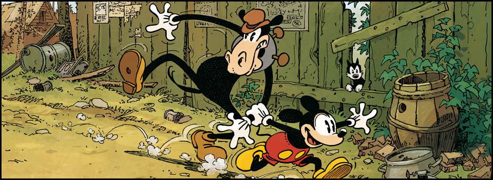 Loisel: «Après Mickey, un bouledogue ou Pélisse?»