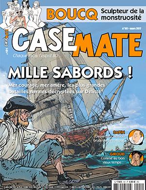 Casemate n°101, mars 2017