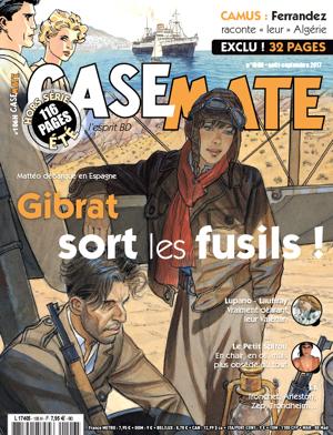 Casemate n°106, août-sept 2017