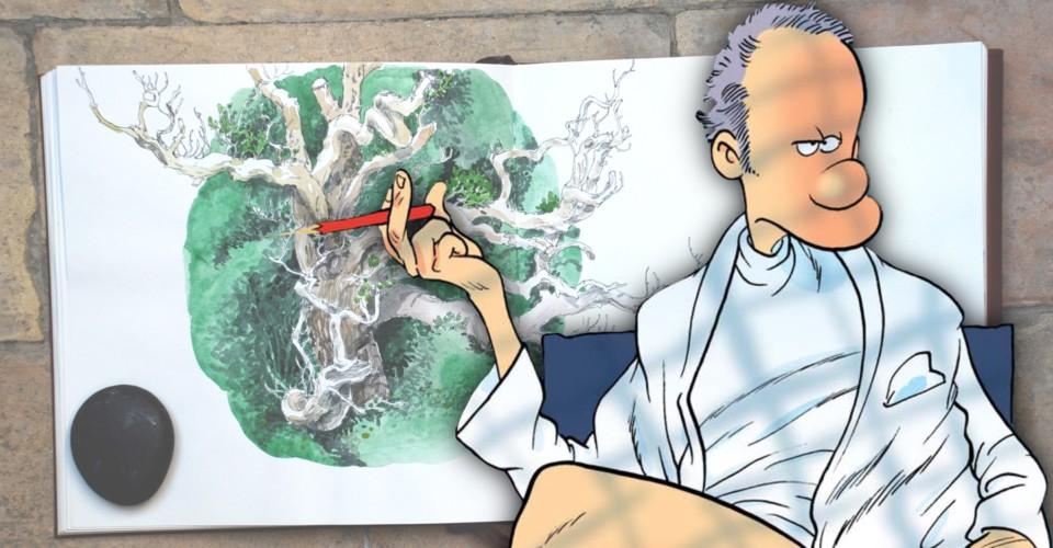 """Zep ouvre """"Carnet intime"""", son nouveau blog de dessins"""